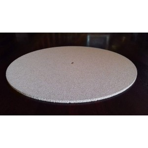 Turntable Mat Plain Cork 29.5cm x 3mm