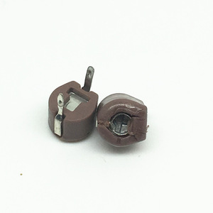 Adjustable Trimmer Capacitor 70PF (Brown)