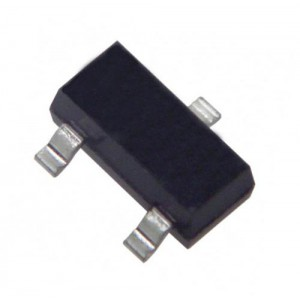 BC856B General Purpose Transistor (Surface Mount) 80V 100mA SOT23 3B
