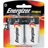 Energizer LR20-BP2 D Type, 1.5V 2 pce Blister Pack