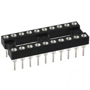 20 PIN HQ DIP IC Socket