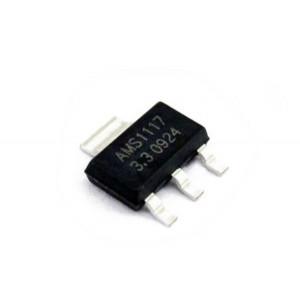 AMS1117 3-Terminal 3.3V Low Drop Out Voltage Regulator SOT-223