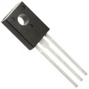 BD140 80v 1A 50Mhz PS Transistor TO126