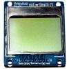 Nokia Module White Back Light Adapter PCB for Nokia 5110