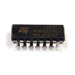 L293D L293 Dual H-Bridge Motor Driver for DC or Steppers - 600mA