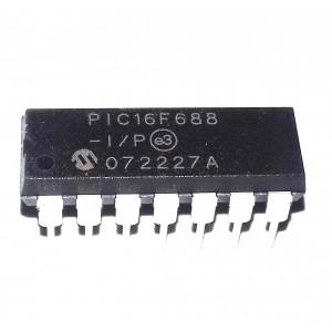 PIC16F688 14 pin DIP Microchip
