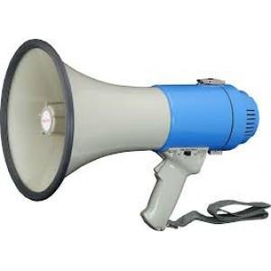 Megaphone HY3007WNS 30W Loud Hailer